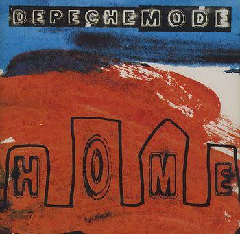 Depeche Mode - Home single,UK, Deleted