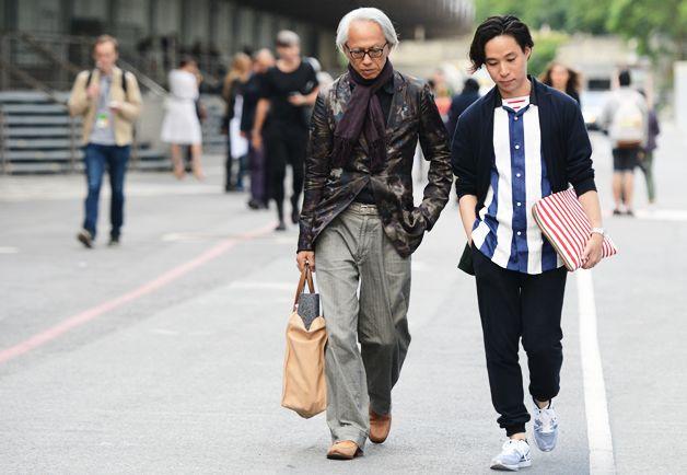 Tommy Ton's Street Style: Paris Fashion Week