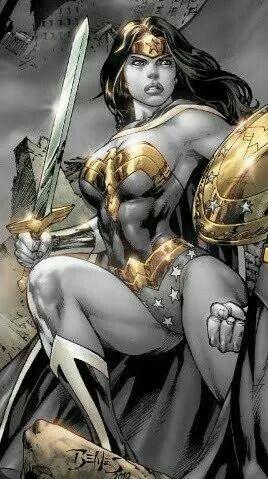 Ed Benes Wonder Woman