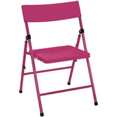 Safety 1st Kids Folding Chair, Multiple Colors, Pink