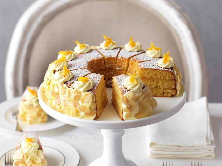 Consider yourself a bit of a sweet tooth? Then you will love this orange almond Victoria sponge - sweet, decadent and simply divine! It's the perfect easy baking idea - recipe by The Australian Women's Weekly.