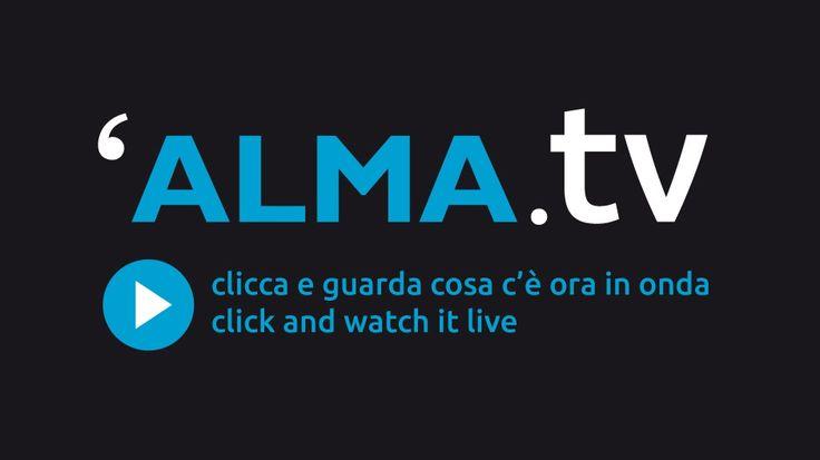 ALMA.tv - WEB TV - è una web tv a carattere tematico dedicata alla lingua e alla cultura italiana che si rivolge a tutti quelli che, nel mondo, per ragioni professionali o anche solo per semplice passione, si interessano alla lingua e alla cultura del nostro Paese.
