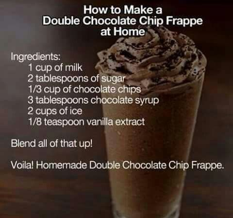 How to make a double chock.chip f rapper home
