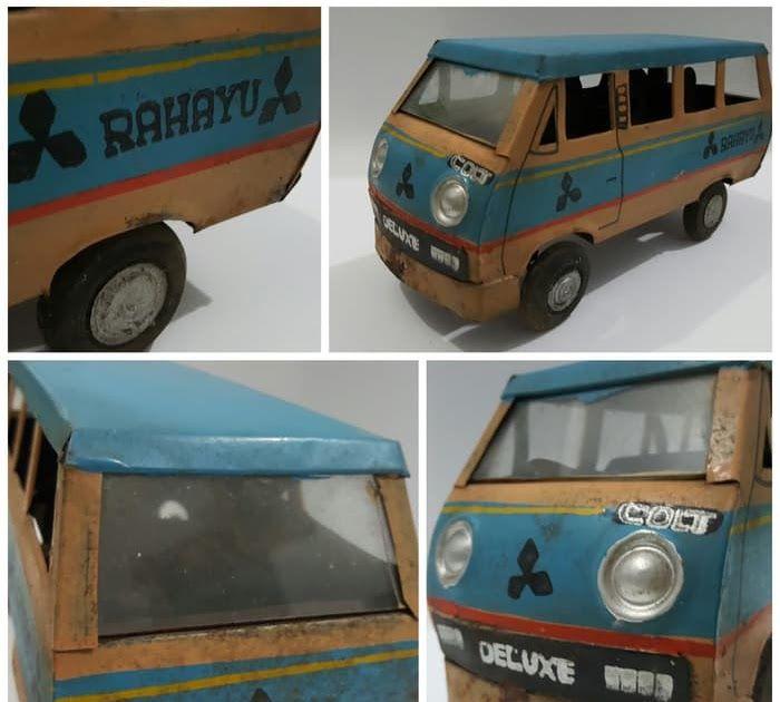 Gambar Miniatur Mobil Angkot Jual Pajangan Miniatur Besi Antik Kuno Mobil Bus Angkot Travel Warna Biru Kab Banjarnegara M Mobil Mainan Subaru Impreza Subaru