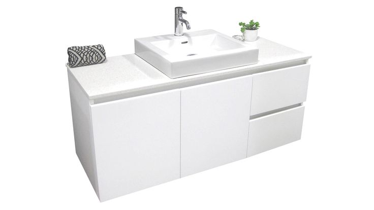 Forme Parclane 1200 Wall-Hung Vanity