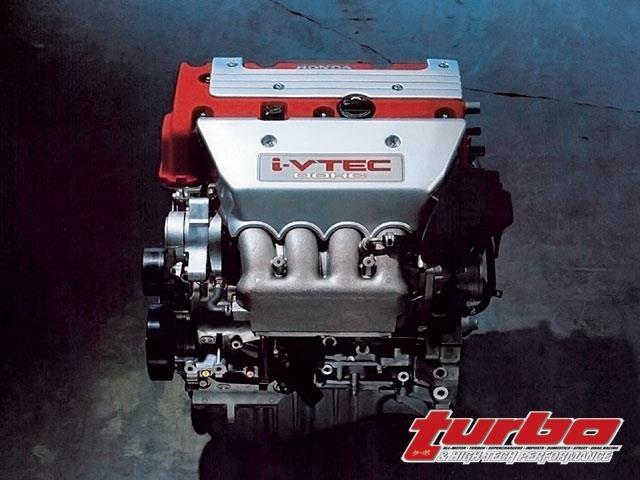 En VTEC De Honda