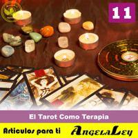 """""""El Tarot"""" Como Terapia de Tarot Angelaley , este audio artículo te muestra como actua el Tarot en tu beneficio"""