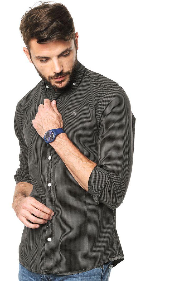 Camisa Gris Key Biscayne - Comprá Ahora | Dafiti Argentina