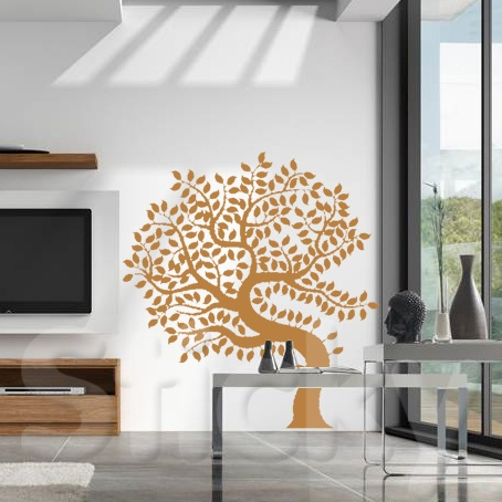 Wall Sticker TREE 5 by Sticky!!!