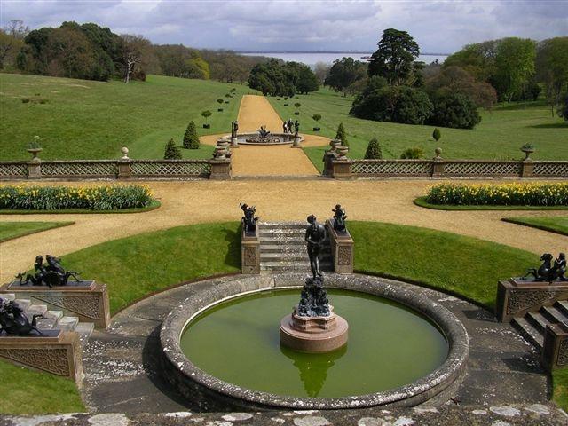 Veľká Británia - Osborne House Garden 2