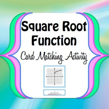 628 best Algebra 2 images on Pinterest Teaching math, Math - square root chart template