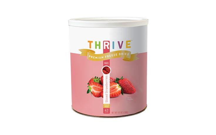 Strawberry Slices - Freeze Dried