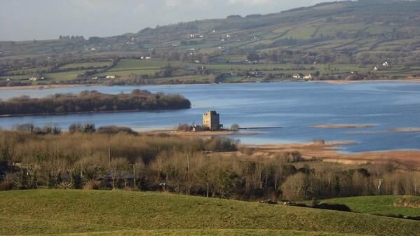 Castle Bawn, Lough Derg