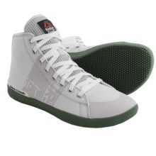 Reebok CrossFit Lite TR High-Top Training Shoes (For Men) in Porcelain/Silvery…