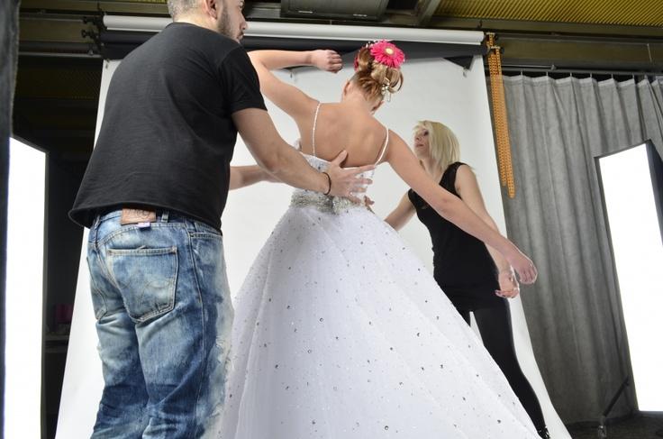 backstage i love wedding - το πιο'' in'' περιοδικό γάμου και βάπτισης στη Καβάλα.