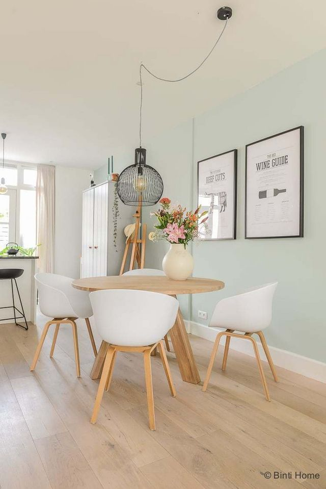 31 Bellos Colores Para Pintar Tu Comedor Decoracion De Casas Modernas Decoracion De Interiores Salas Decoracion De Interiores