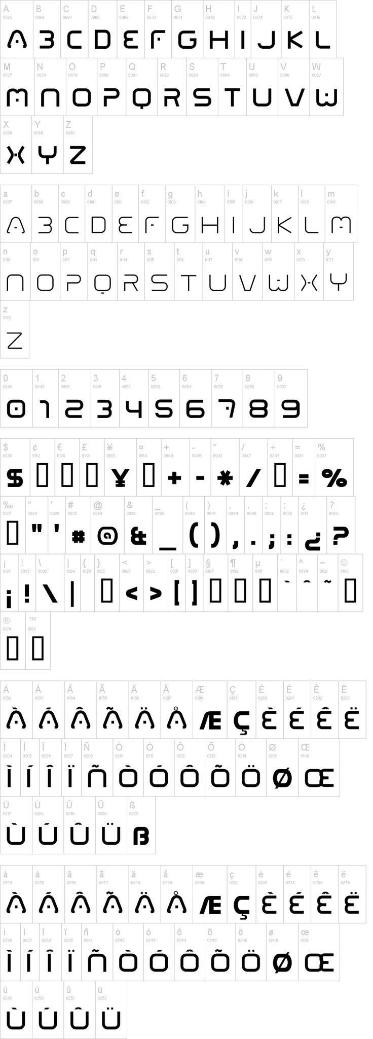 01 Digitall Typography logo, Fonts, Dafont