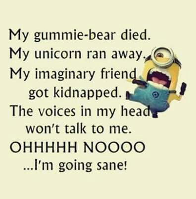 Really?........you were always insane and have got suddenly sane......