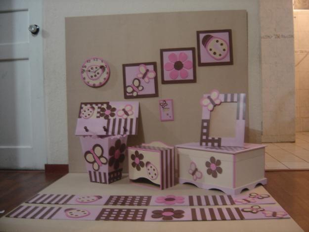 1000 images about cajas on pinterest madeira tes and - Cuartos de nina decorados ...