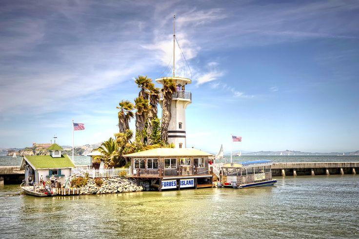 Forbes Adası - San Francisco, Amerika