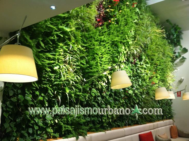 9 best jardin vertical restaurante poncelet cheese bar for Bar restaurante el jardin zamora