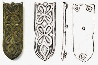 Szíjvég (Tuzsér-Boszorkány-hegy, 6. sír) - Hagyomány és múltidéző