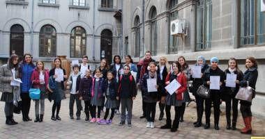 Concursul de Discurs Public şi-a desemnat liderii