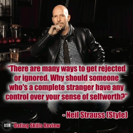 online dating neil strauss Following the publication of a book by a music journalist, neil strauss the book  was called the game, and it chronicles strauss's headlong  these men went  online and started comparing notes and running experiments.