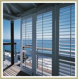 11 best images about beach window treatments on pinterest for Plantation shutter plans