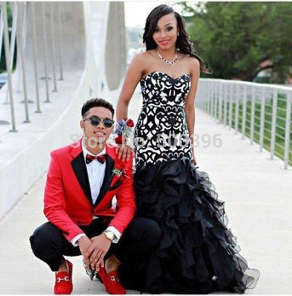 Find More Prom Dresses Information About Black Lace Prom Dress With