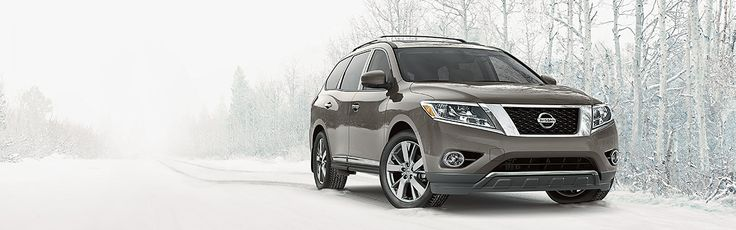 Nissan Pathfinder SUV ($33K,  $555 lease) - seats 7