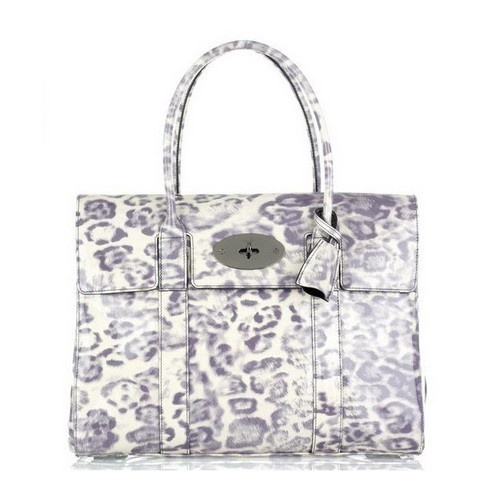 Lovely Mulberry Bayswater Patent Coral White