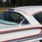 1958 Impala Sport Coupe - American Graffiti - C pillar detail