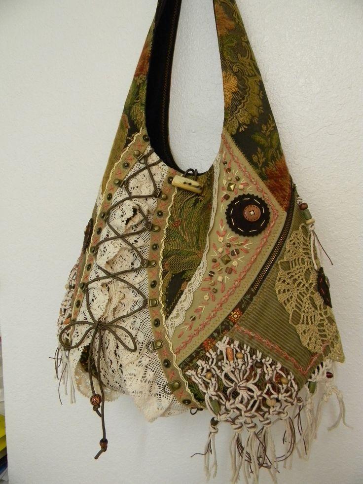 Boho Hippie Bag