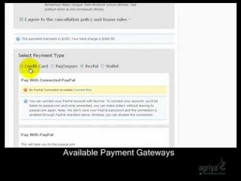burrow payment features