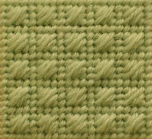 New to Needlepointing? Try These 56 Needlepoint Stitch Tutorials: Framed Scotch Stitch