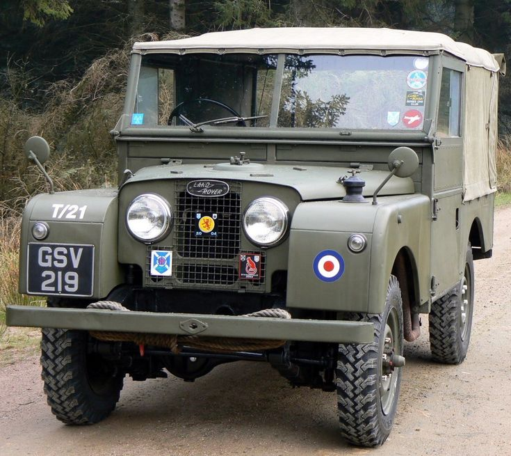 Land Rover Serie I (1954)