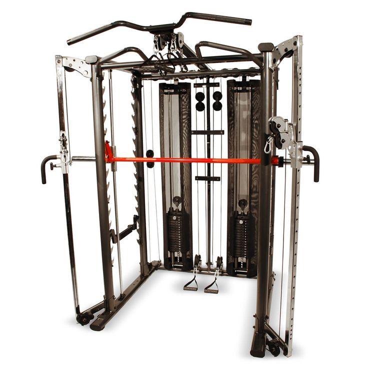Für echte Kerle! Unendlich viele Übungsvarianten auf kleinem Raum.  #kraftstation #kraft #muskeln #muskelaufbau #krafttraining #maximieren #übungen #training #trainingsmöglichkeiten