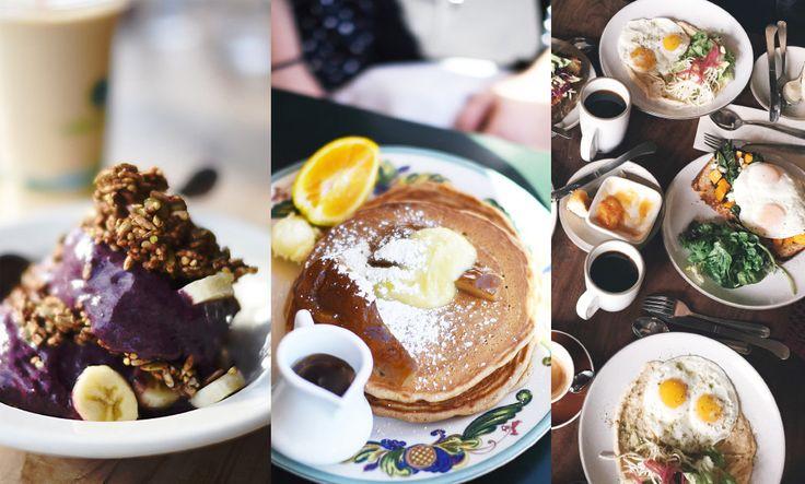 Creatives Flora Wiström listar sina fem bästa brunchställen i San Francisco