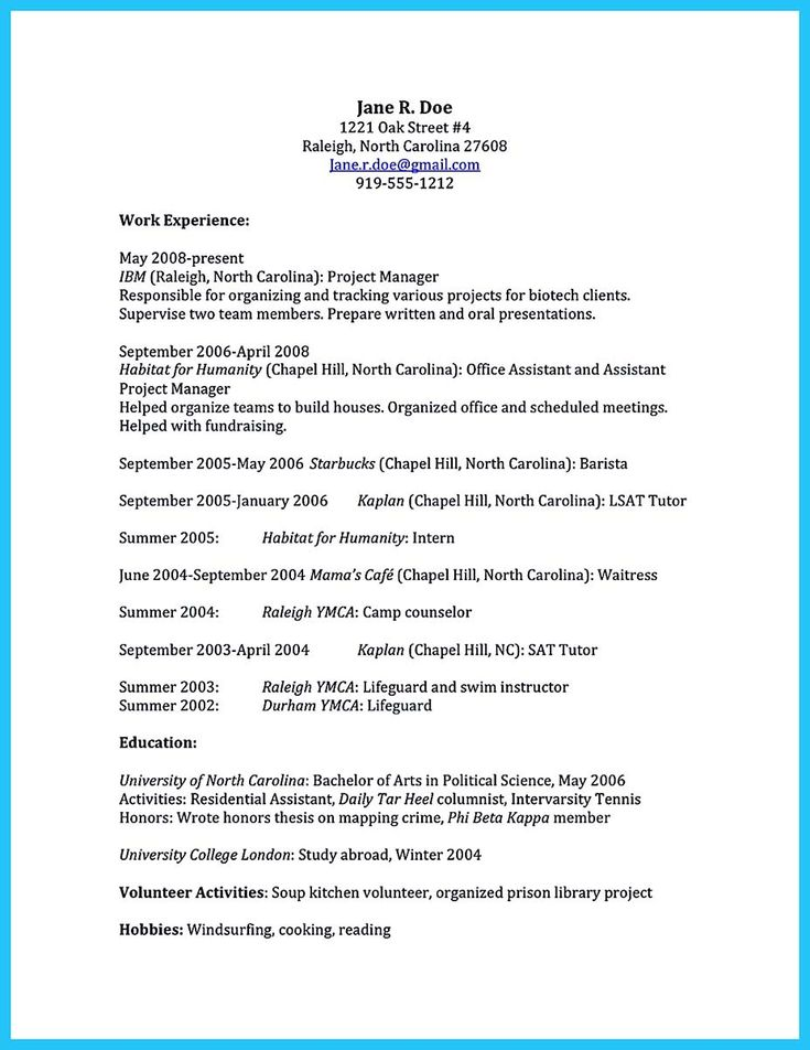 awesome 30 Sophisticated Barista Resume Sample That Leads to Barista Jobs, Check more at http://snefci.org/30-sophisticated-barista-resume-sample-that-leads-to-barista-jobs