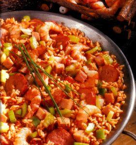 Jambalaya – A saborosa receita Créole   Blog do Chef Muran