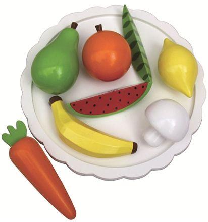 Jabadabado Fat med Frukt och Grönsaker