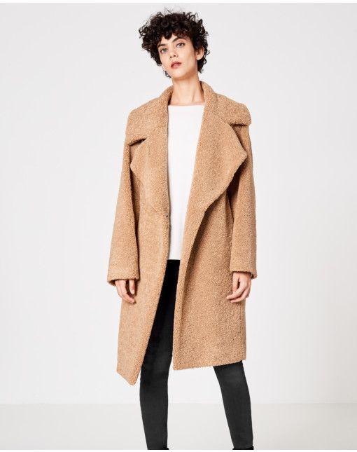 Fur Jacketsamp; Made Coat Fake Teddy Of Coats KF1TJcl3u
