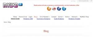 Realizzare su WordPress la visualizzazione di icone sociali rotanti