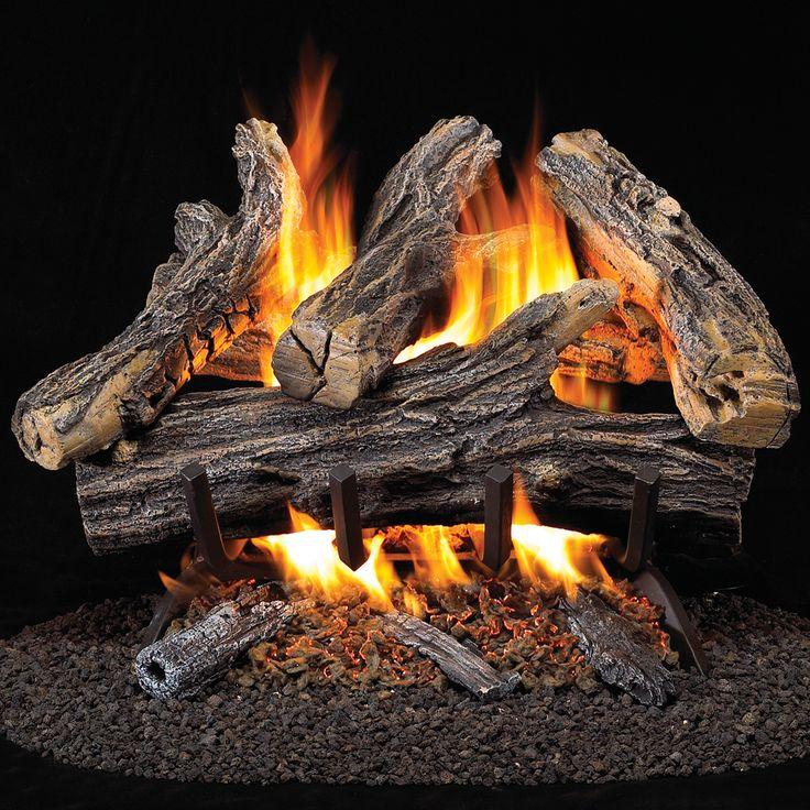 Gas Fireplace gas fireplace log sets : Best 20+ Gas fireplace logs ideas on Pinterest | Gas log fireplace ...