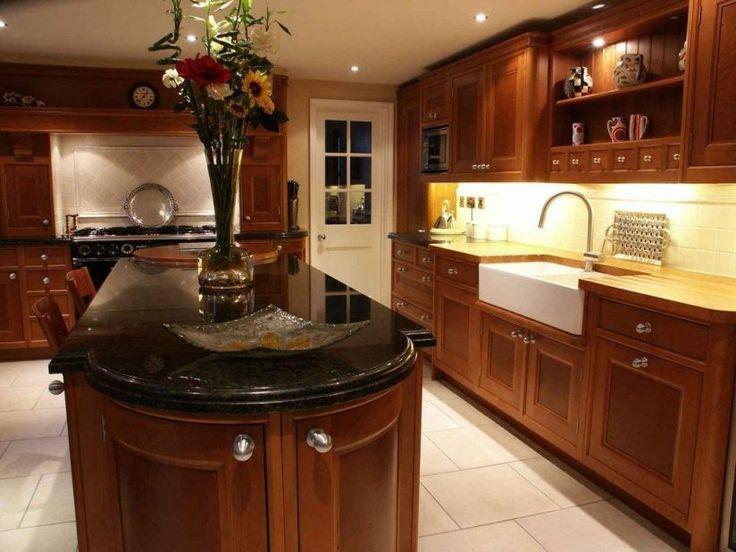 Znalezione Obrazy Dla Zapytania Dark Cabinet High Gloss Gold Countertops · Beste  KüchenentwürfeModernes ...