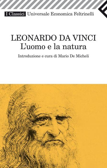 """Questa raccolta di scritti a cura di Mario De Micheli ripropone, pensiero per pensiero, i testi di Leonardo sui grandi temi universali. La terra, il nostro corpo, le nostre passioni, il difficile teatro su cui la storia celebra i suoi riti con grandezza o ferocia: ecco """"la materia"""" che Leonardo affidò ai suoi manoscritti."""