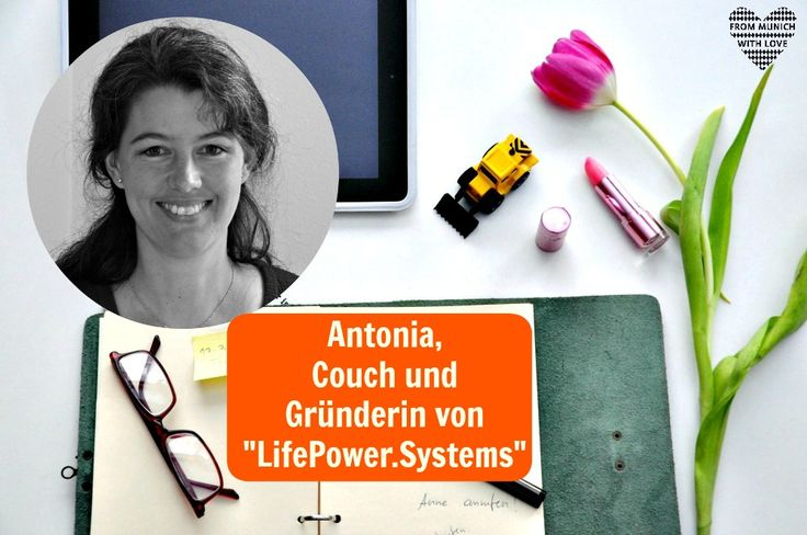 """Antonia Daniek, Coach, """"LifePower.Systems"""""""