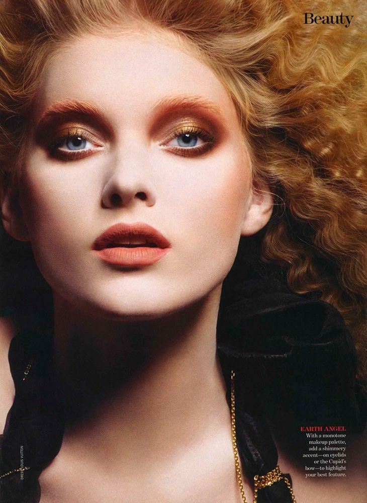 make up rame per occhi azzurri
