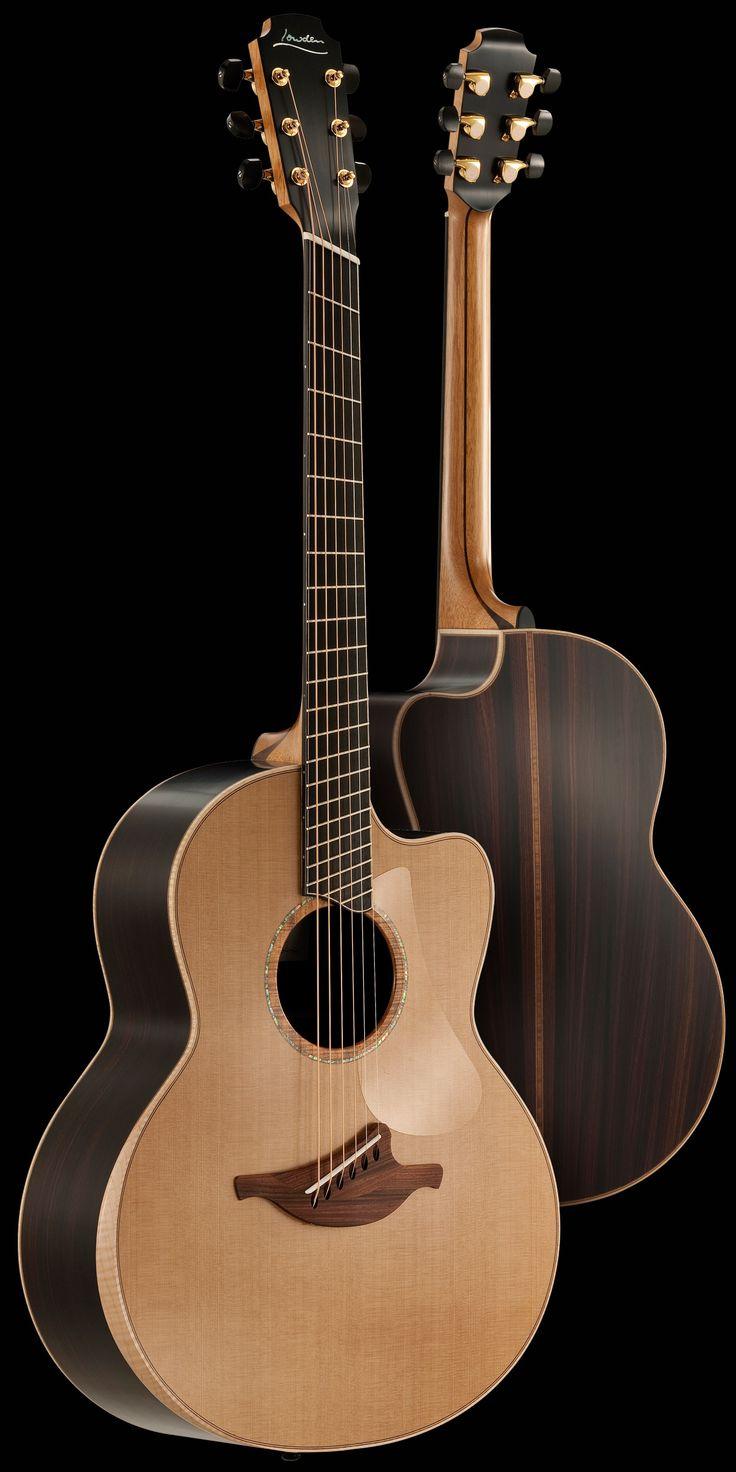 Prisma pro interior plat series amp tech series - Lowden Guitars 50 Series Model F50 Ir C Fan Fret East Indian